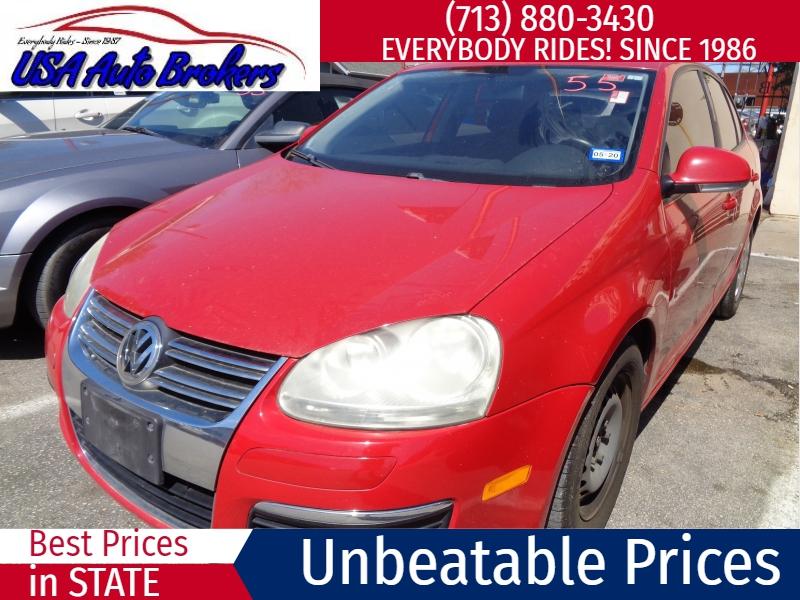 Volkswagen Jetta Sedan 2007 price $3,995