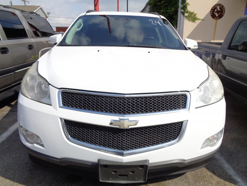 Chevrolet Traverse 2010 price $4,995