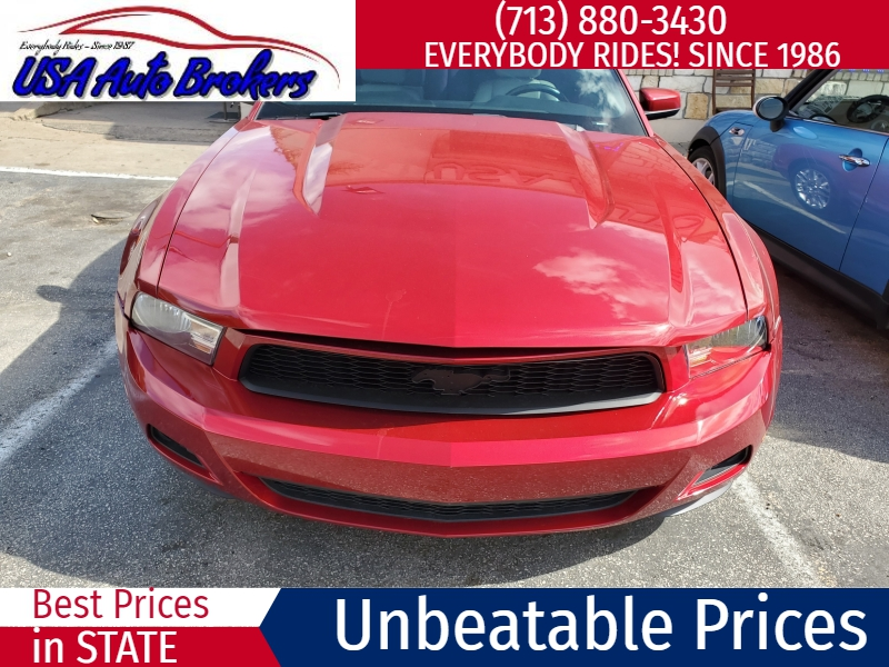 Ford Mustang 2012 price $6,495