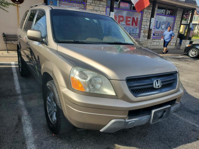 Honda Pilot 2004 price $4,495