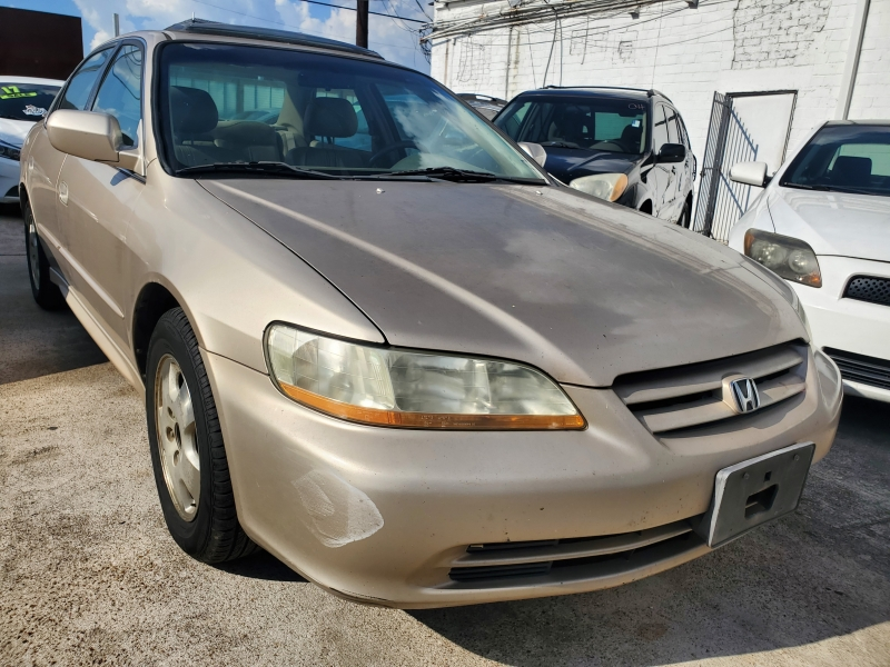 Honda Accord Sdn 2002 price $2,495