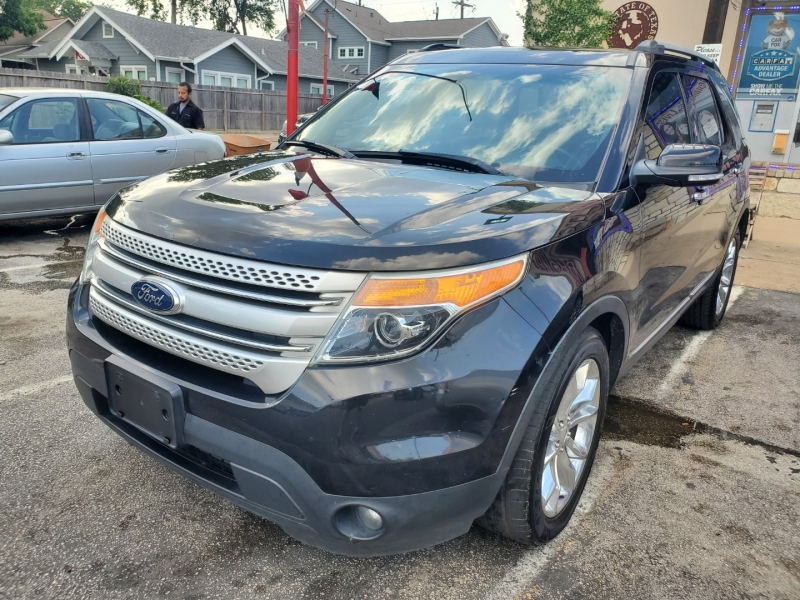 Ford Explorer 2013 price $10,895