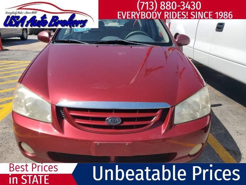 Kia Spectra 2004 price $3,695
