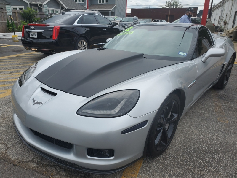 Chevrolet Corvette 2012 price $36,995