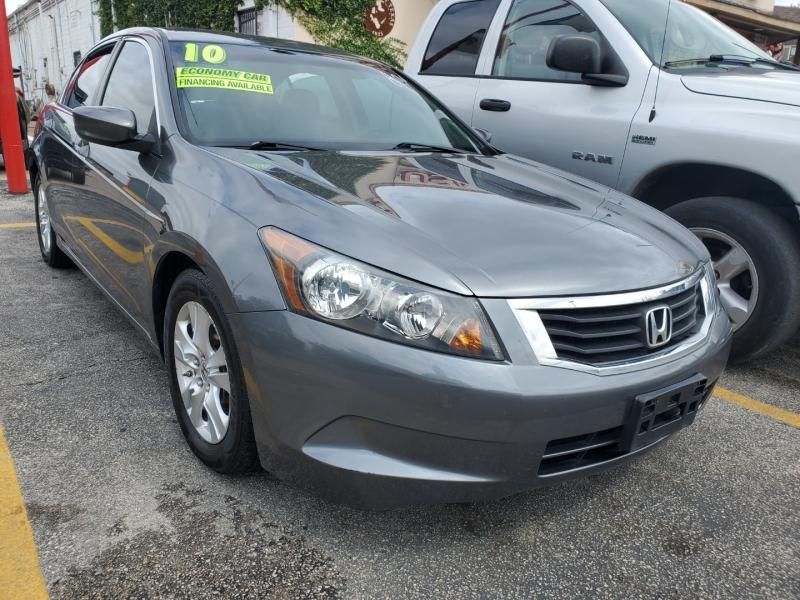 Honda Accord Sdn 2010 price $6,495