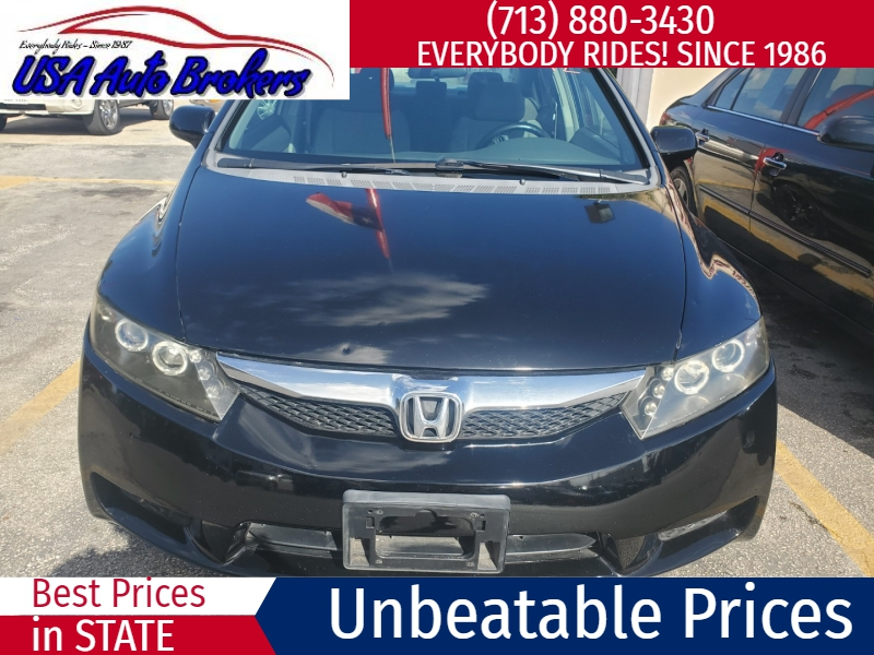 Honda Civic Sdn 2009 price $6,495