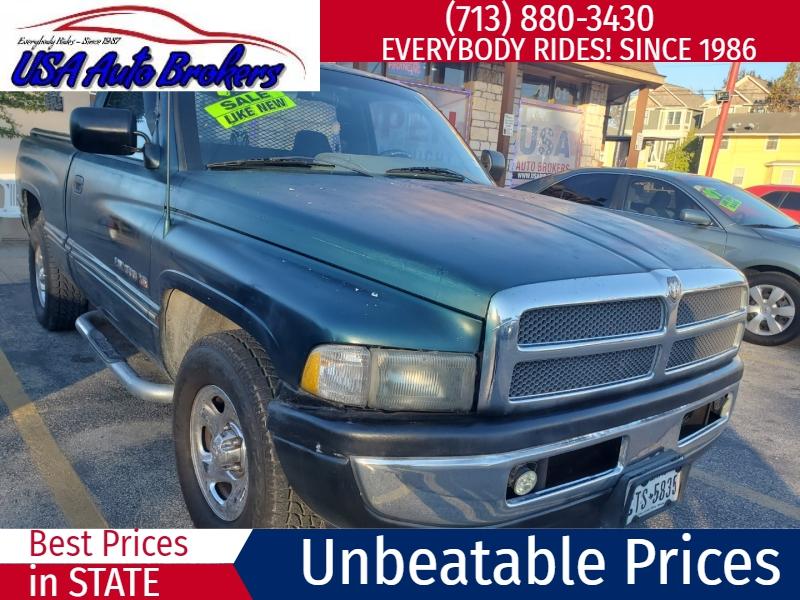 Dodge Ram 1500 1996 price $3,495