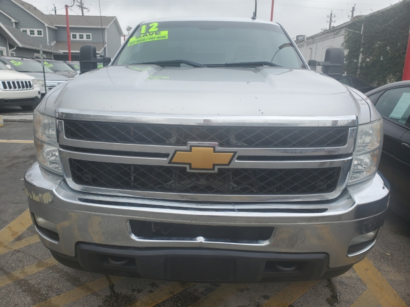 Chevrolet Silverado 2500HD 2012 price $15,995