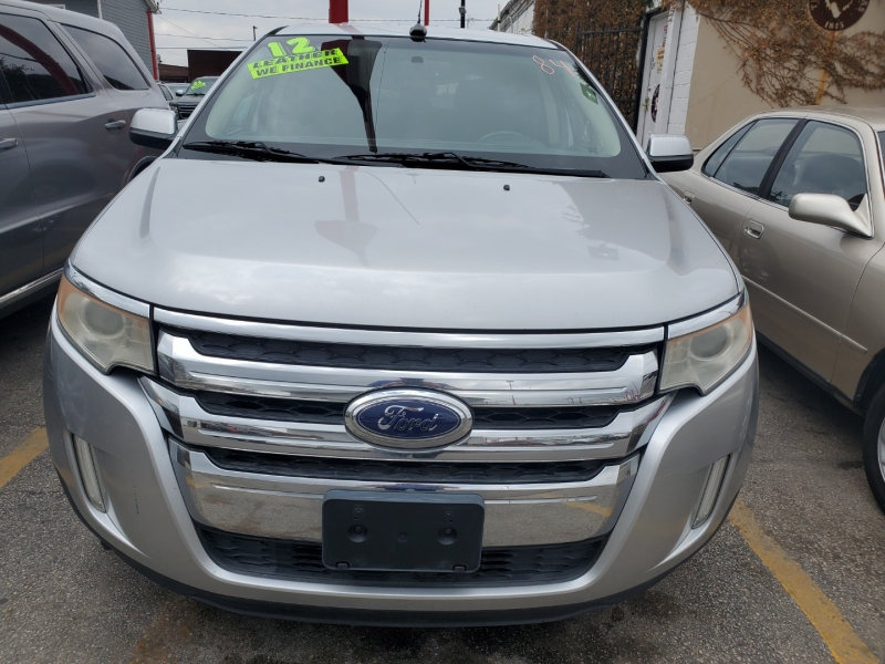 Ford Edge 2012 price $5,995