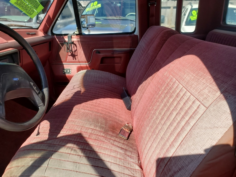 Ford F-150 1991 price $4,295