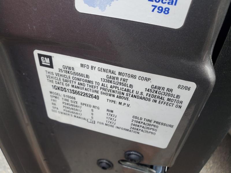 GMC Envoy 2006 price $3,295