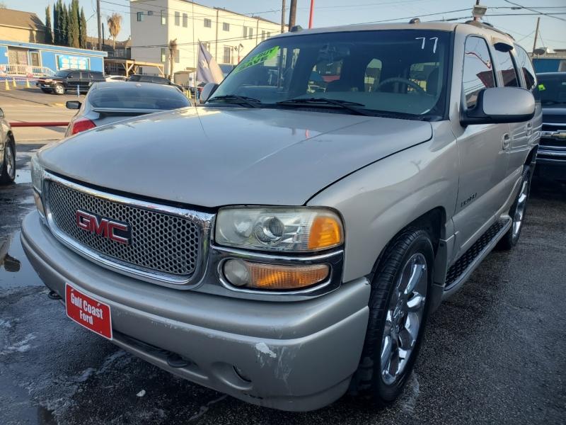 GMC Yukon 2004 price $3,995