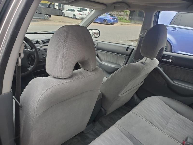 Honda Civic Sdn 2005 price $3,995