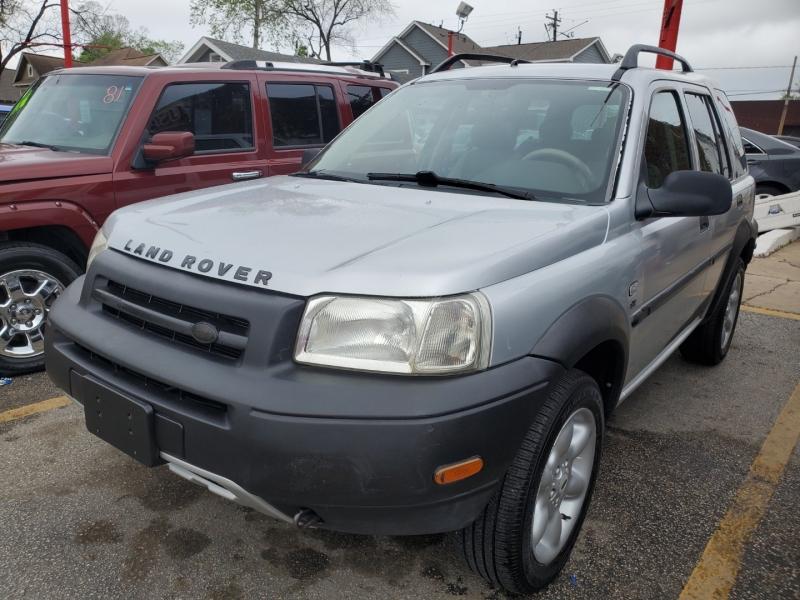 Land Rover Freelander 2003 price $4,495