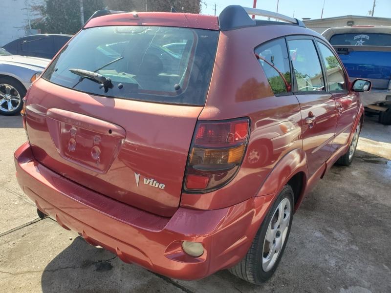 Pontiac Vibe 2005 price $3,695