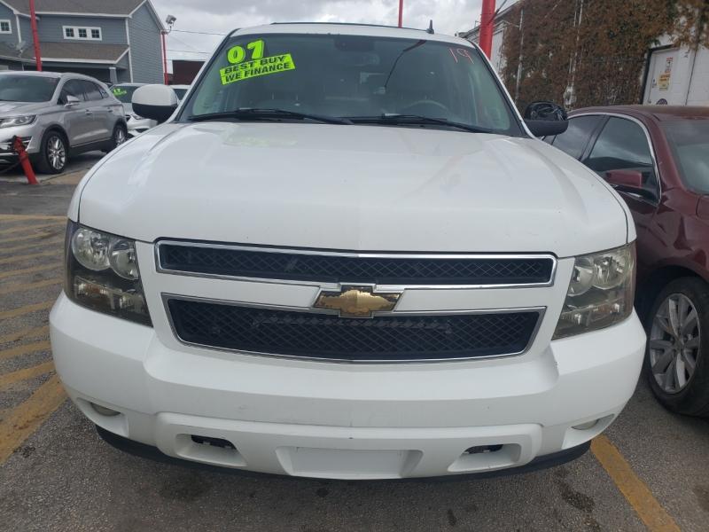 Chevrolet Tahoe 2007 price $6,995