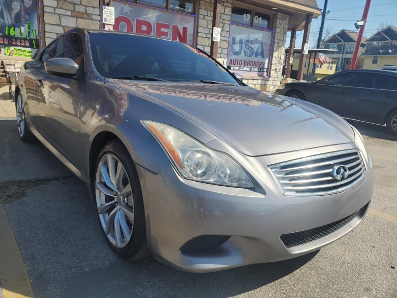 Infiniti G37 Coupe 2009 price $8,995