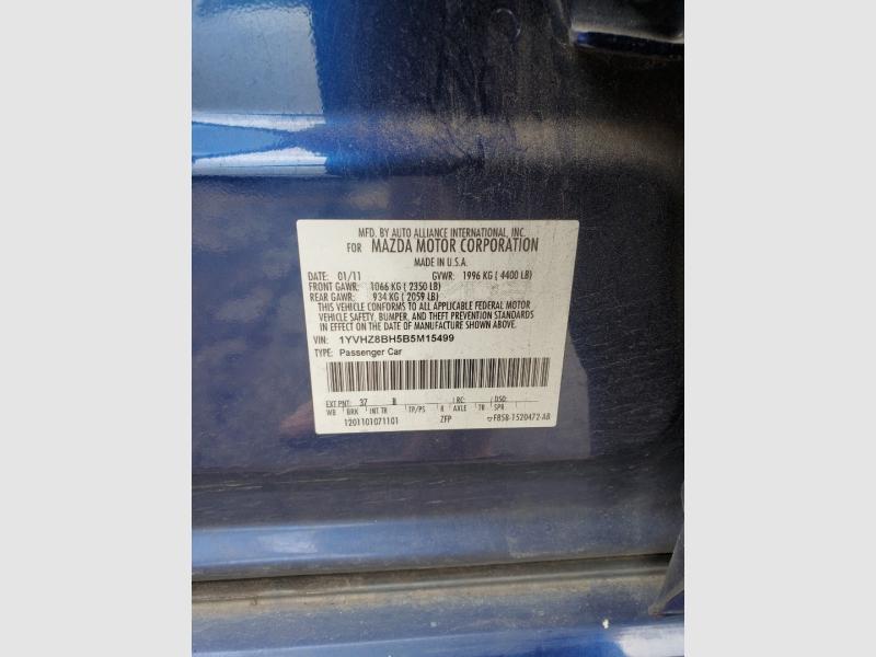 Mazda Mazda6 2011 price $4,695