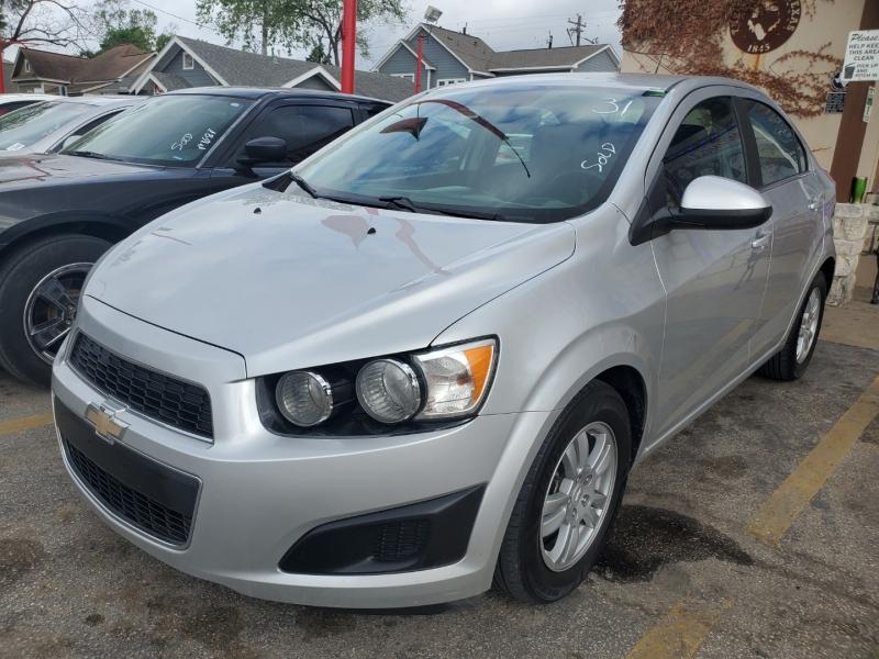 Chevrolet Sonic 2015 price $7,495