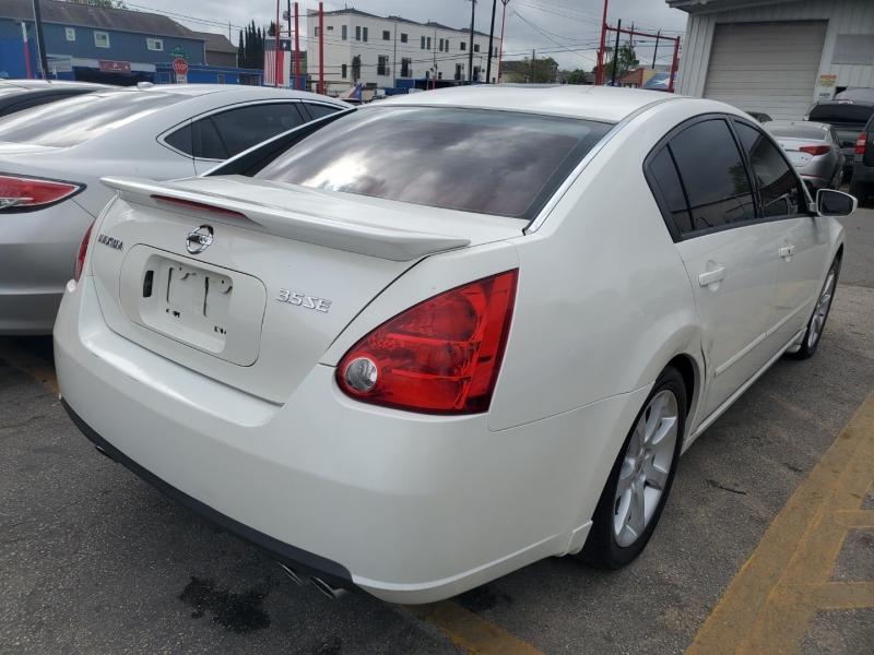 Nissan Maxima 2008 price $6,495