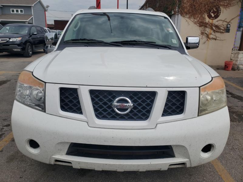 Nissan Armada 2010 price $7,995