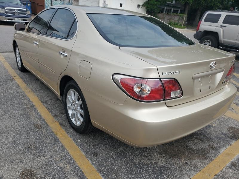 Lexus ES 330 2004 price $5,995
