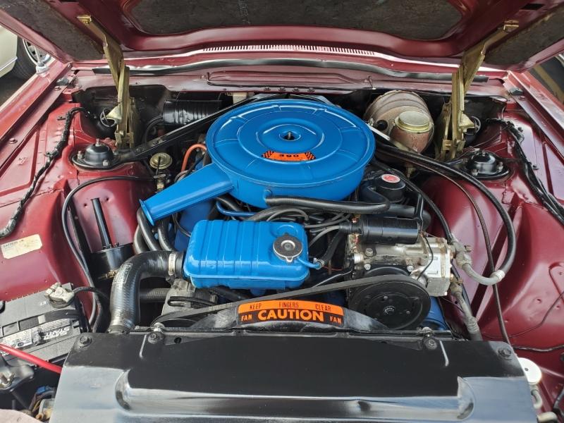 Ford Thunderbird 1966 price $29,995
