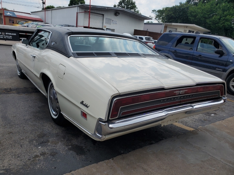 Ford Thunderbird 1970 price $22,995