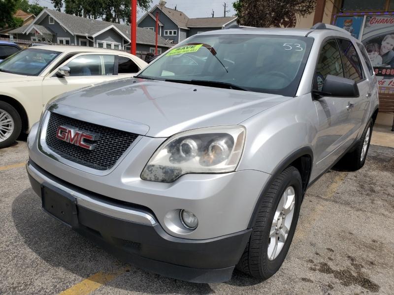 GMC Acadia 2012 price $4,995