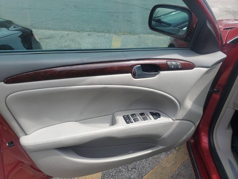 Buick Lucerne 2009 price $7,495
