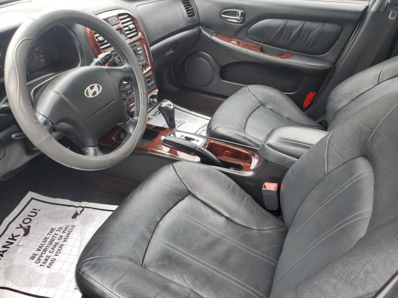 Hyundai Sonata 2005 price $6,995