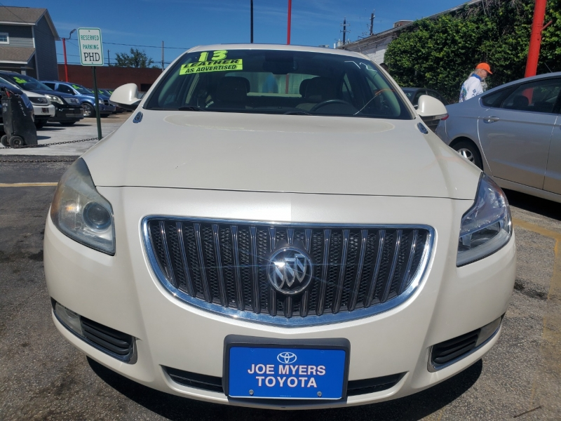 Buick Regal 2013 price $9,995