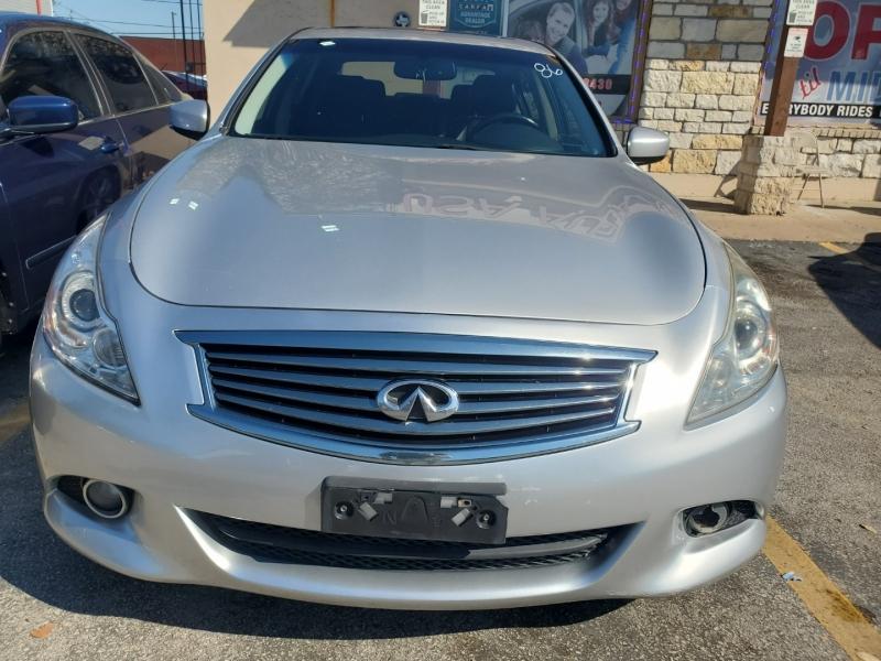 Infiniti G25 Sedan 2011 price $7,995