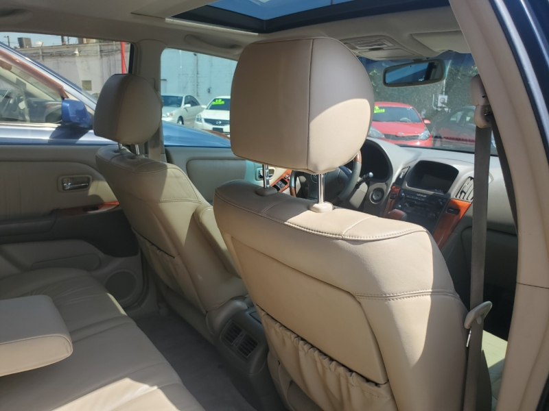 Lexus RX 300 2001 price $7,495
