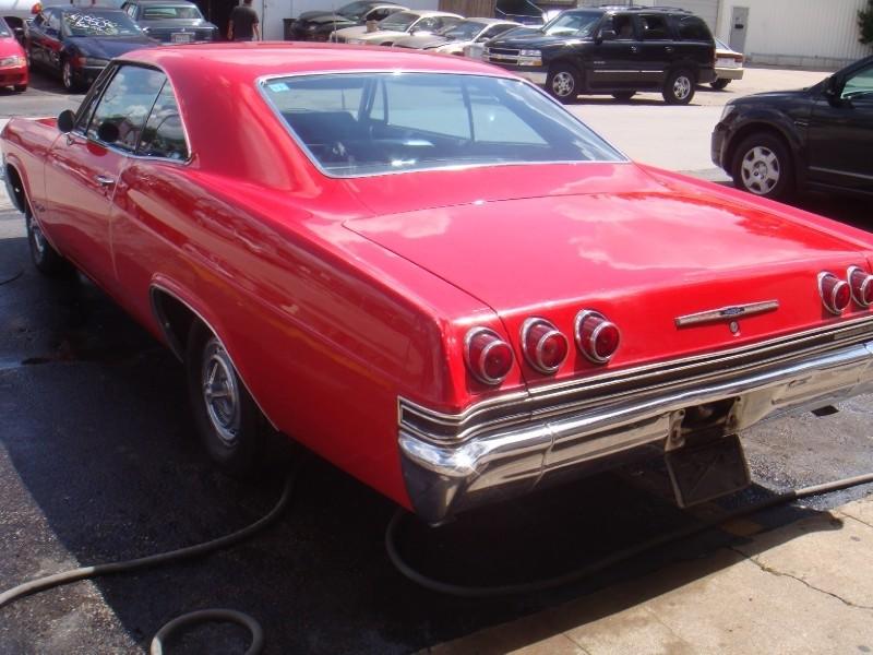 Chevrolet Impala 1965 price $22,000 Cash
