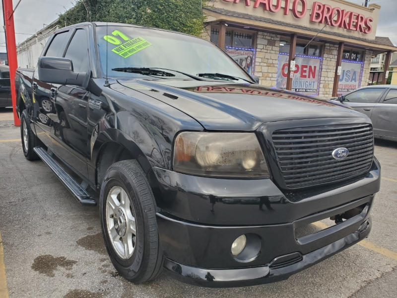Ford F-150 2007 price $6,495