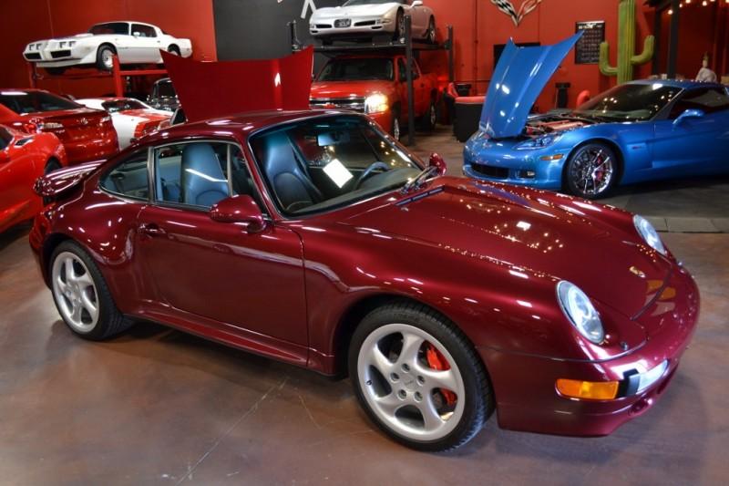 Porsche 911 Twin Turbo 1997 price