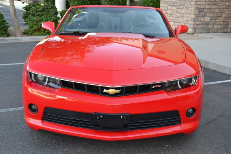 Chevrolet Camaro 2014 price SOLD