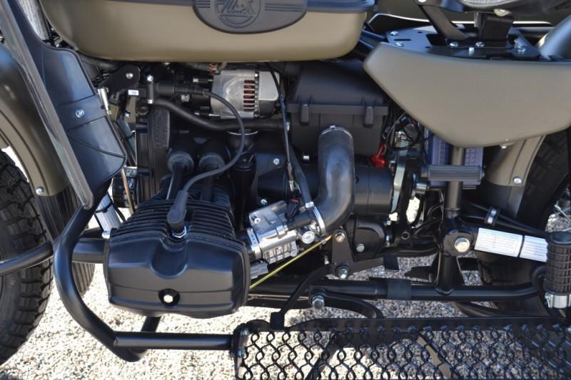 Ural Gear Up Flat Olive Custom 2016 price