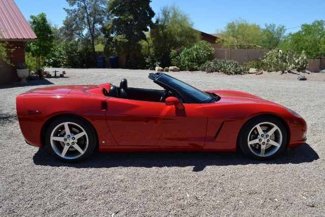 Chevrolet Corvette 2007 price