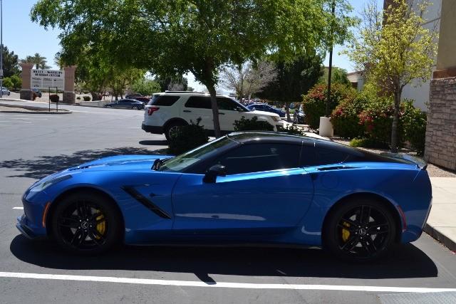 Chevrolet Corvette 2015 price