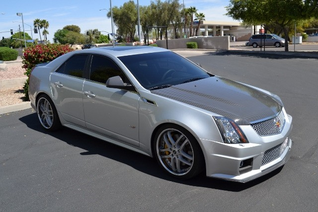 Cadillac CTS-V Sedan 2012 price SOLD