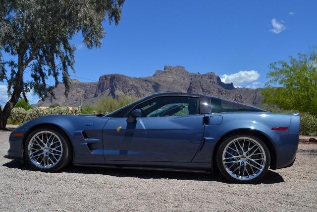 Chevrolet Corvette 2011 price