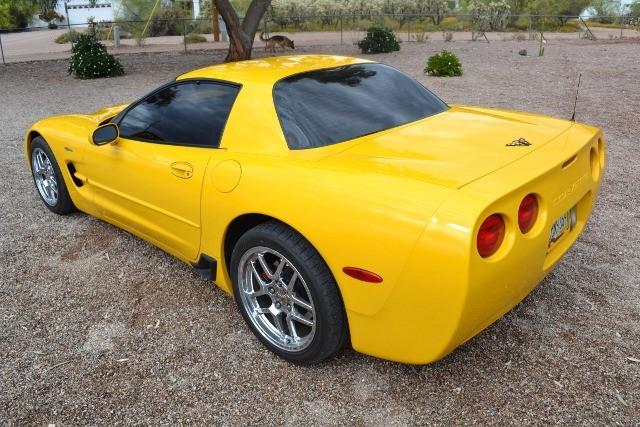 Chevrolet Corvette 2004 price $25,997
