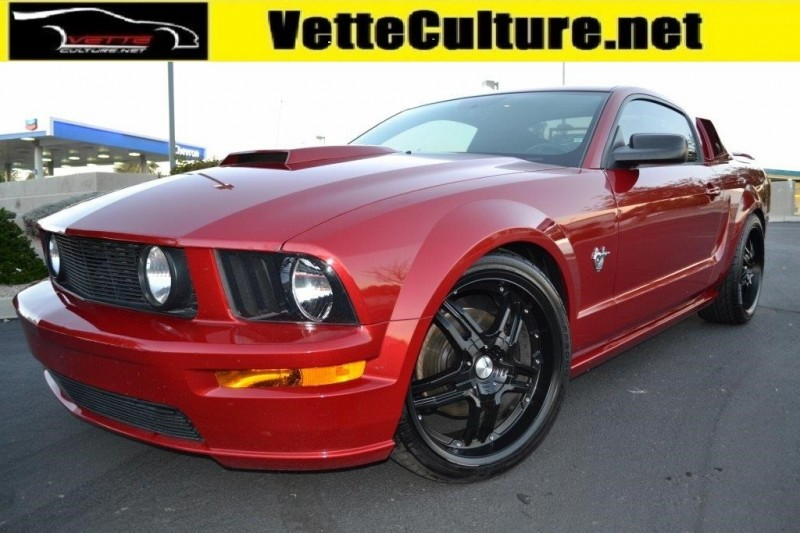 Ford Mustang 2009 price