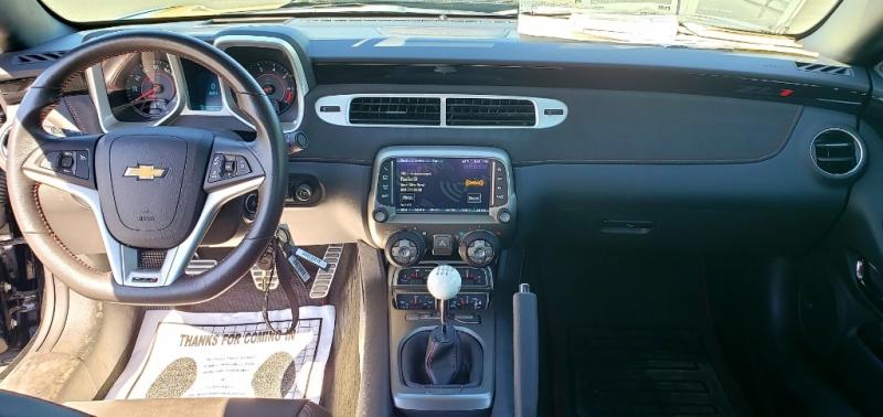 Chevrolet Camaro 2013 price