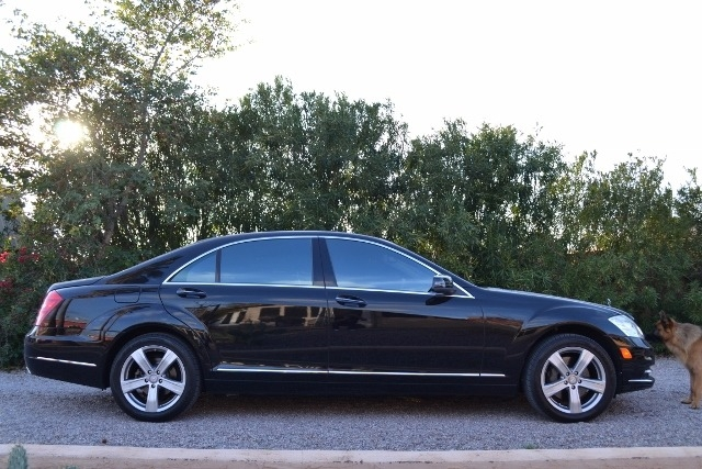 Mercedes-Benz S-Class 2011 price SOLD