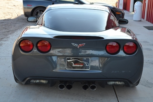 Chevrolet Corvette 2009 price