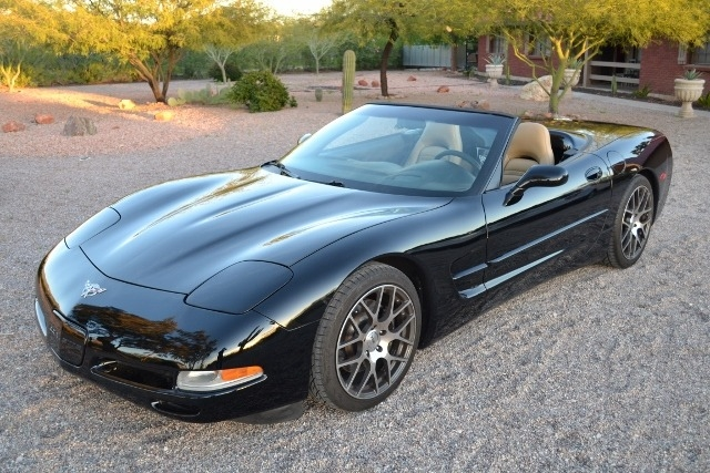 Chevrolet Corvette 2003 price