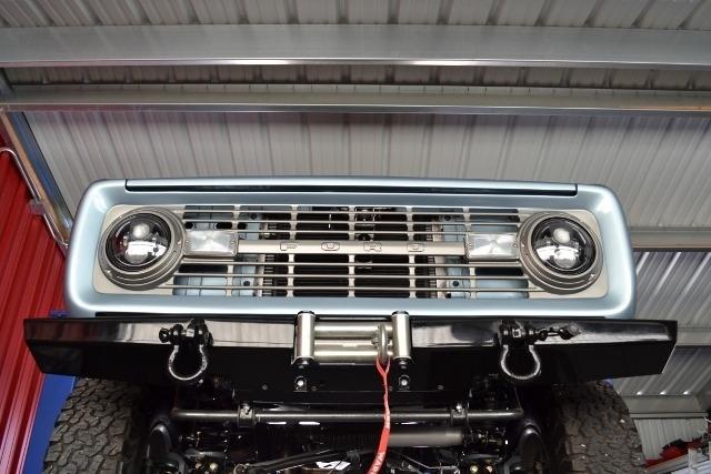 Ford Bronco 1971 price